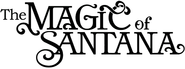 The Magic of Santana - Logo